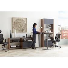 semblance office modular system desk. $3,540.00 USD. Three-section Office System Semblance Modular Desk