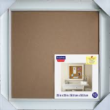 Cork Bulletin Board Find The White Framed Cork Board By Artminds At Michaels