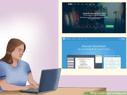 ways to get a job in hollywood wikihow image titled get a job in hollywood step 8