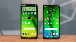 How To Turn Off Light On Motorola Phone Motorola Moto G7 And G7 Power Review Still The Budget