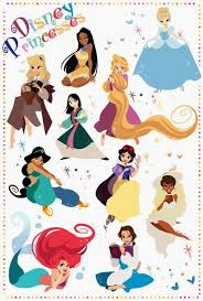 Small Picture Disney Movie Princesses Princess Coloring Pages