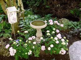 Bird Bath Garden Design Astrids Garden Design Water In The Garden