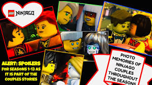 LEGO Ninjago Music Video Couples Photo Album Seasons 1-13 - YouTube