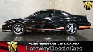 2005 Chevrolet Monte Carlo Tony Stewart Edition - YouTube