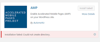 How To Create A Directory Installation Failed Could Not Create Directory In Wordpress
