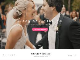 Wedding Wordpress Theme Catch Wedding Wordpress Org