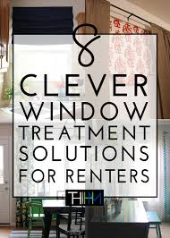 8 clever window treatment solutions for ers