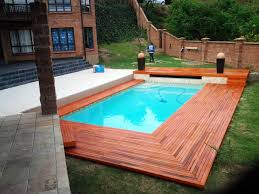 Image Round Awesome Above Ground Pool Deck Plans Pinterest Awesome Above Ground Pool Deck Plans Design Idea And Decors