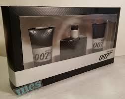 upc 730870170281 image for 007 james bond 3 piece cologne gift set brand gift box