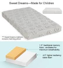 sweet dreams memory foam mattress benton county or
