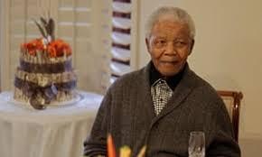 Nelson Mandela | World news | The Guardian