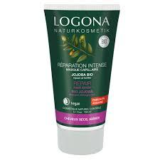 <b>Восстанавливающий крем для волос</b> с маслом Жожоба Logona ...