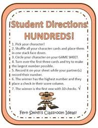 Thanksgiving Math Center Games for Place Value by Fern Smith's Classroom  Ideas