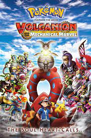 Pokémon the Movie: Volcanion and the Mechanical Marvel (2016) - Rotten  Tomatoes