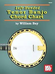 Left Handed Tenor Banjo Chord Chart Chartreuse Color Red ...