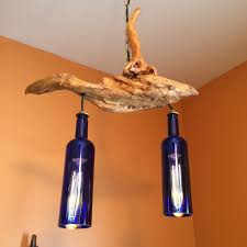 Driftwood Lighting Chandelier Coastal Chandelier Nautical Ceiling Light