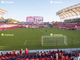 Rio Tinto Stadium Section 202 Seat Views Seatgeek
