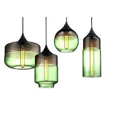 green glass pendant lighting. Green Pendant Lights Lighting The Home Depot Dennis Futures Throughout Glass Light D