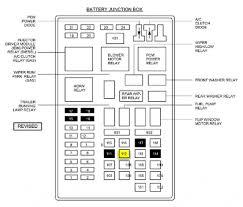 ford excursion relay diagram diy enthusiasts wiring diagrams \u2022  at Fuel Pump Wiring Diagram For Excurtuion