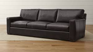 long leather couch. Simple Long Inside Long Leather Couch R