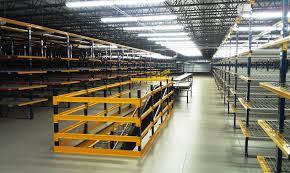 warehouse mezzanine modular office. Warehouse Mezzanine Modular Office. 3 Level Rack Supported (2) Office L