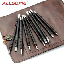 metal hand engraving tools carving tools wood stone steel seal hand craft engraving handmade hobby for