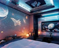 30 space themed bedroom ideas to leave