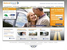 national general insurance website history