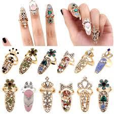 Online Get Cheap Nail Art Ring Decorations -Aliexpress.com ...
