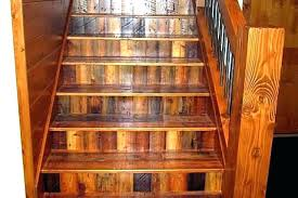stair risers and treads save outdoor
