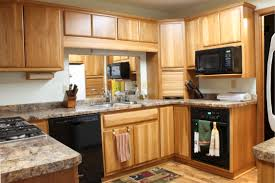 Hickory Kitchen Cabinets Artistic Hickory Kitchen Cabinets Designs Ifidacom Modern