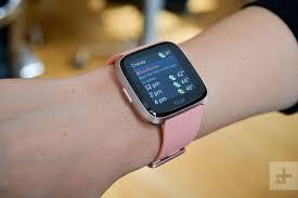 Fitbit Versa Vs Fitbit Blaze Design Price Accessories
