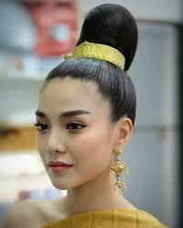 แมหญงจนทรวาด ชดไทยของสาว สไตลไทย แฟชน และ ไทย
