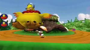 Donald Duck: Quack Attack [PS2] - (Walkthrough - Replay) - Part 5: Bernadette  Bird (1st Boss) - YouTube
