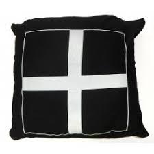 cornish flag cushion