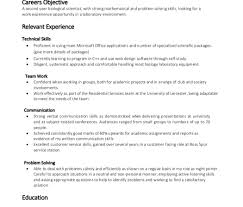 Find Free Resumes Job Resume Outline Example