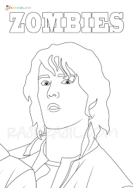 Free zombie coloring pagesin a story zombie described as a fearsome undead because it carries a virus that can infect. Z O M B I E S Coloring Pages Free Printable On Raskrasil Com