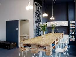 pallet office furniture. Pallet Office. Diy Stowaway Kitchen Table Office Furniture