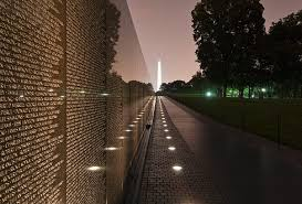 Image result for pictures washington dc memorial vietnam war