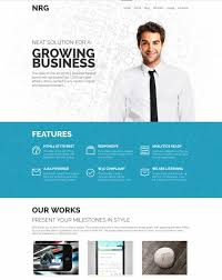 Business Website Templates New 28 Best Business Website Templates Free Premium FreshDesignweb