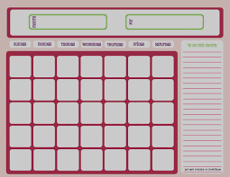 monthly planner free download beautiful blank monthly planner template printable calendar pinteres