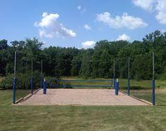Play In Backyard Court Leads Red Deeru0027s Chaim Schalk To Beach Backyard Beach Volleyball Court