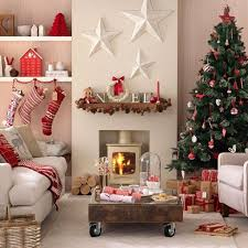 Living Room Decorations For Christmas Christmas Living Room Decorating Ideas Most Beautiful Christmas