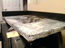 can you paint concrete countertops concrete