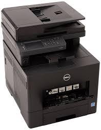 Amazon Com Dell C3765dnf Color Laser Printer 35 Ppm Electronics