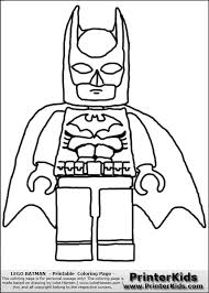 Lego Batman Coloring Pages Awesome Batman Coloring Pages To Print 25