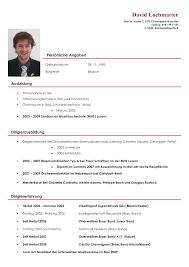 Awesome Resume Auf Deutsch Gallery - Simple resume Office .