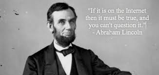 Internet Quotes Abraham Lincoln. QuotesGram via Relatably.com