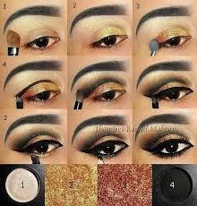 egyptian style eye make up more
