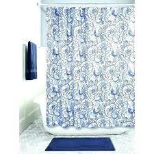 old time curtain rods fashion shower curtain blue and grey shower curtains tour mosaic vine fabric